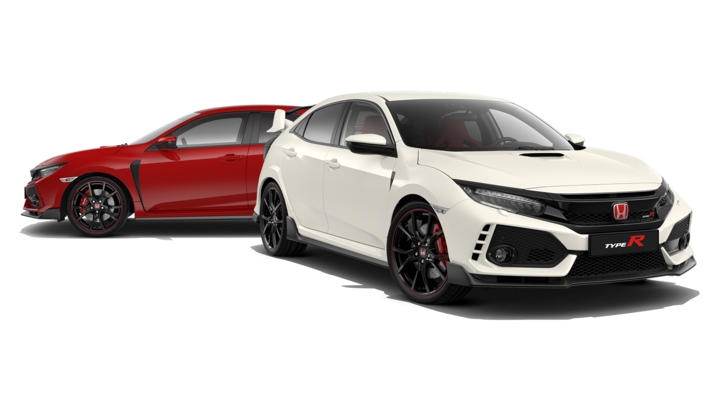 Civic TypeR Body Kit